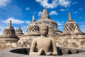 Borobudur en local village experience