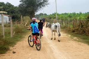 Fietstour Mekong Islands