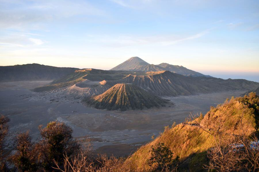 Indonesie Java Bromo vulkaan