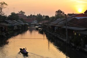 Traditionele Amphawa Tour