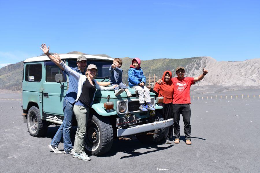 Indonesie Java Bromo 5